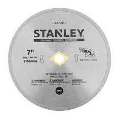 Imagen 1 de 7 de Disco Diamantado Stanley Sta47701l Continuo 7 180mm Stanley