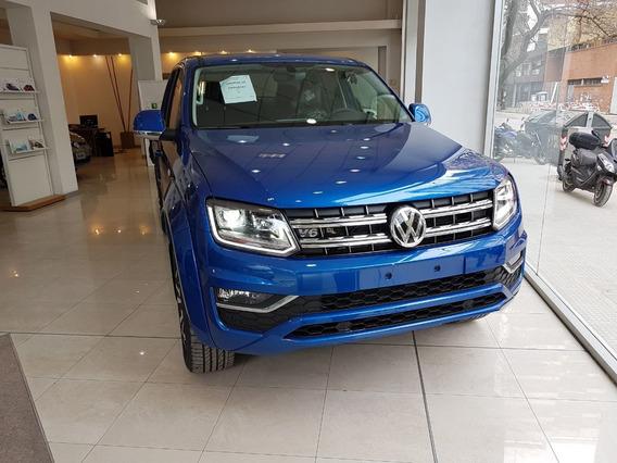 Volkswagen Amarok 3.0 V6 Hihgline 4x4 At 0 Km 2020 #23