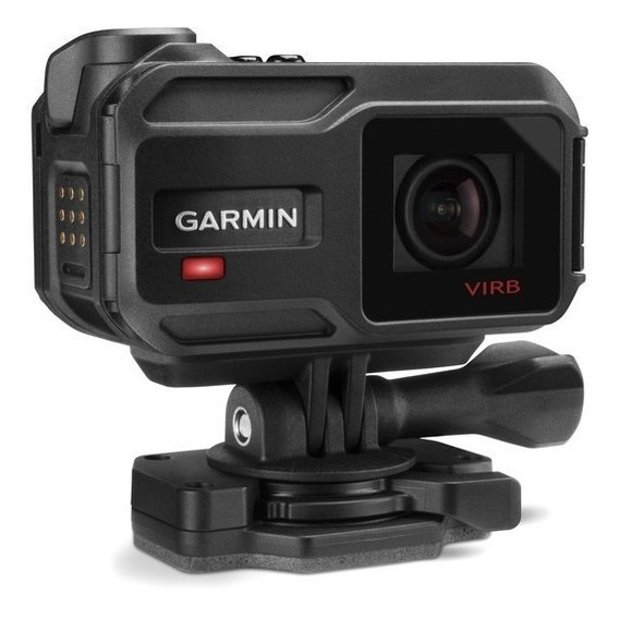 Camera De Ação Sport Garmin Virb Xe Com Cartão 32gb Seminova