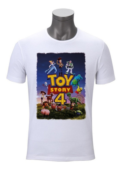 Playera Toy Story 4 Económica