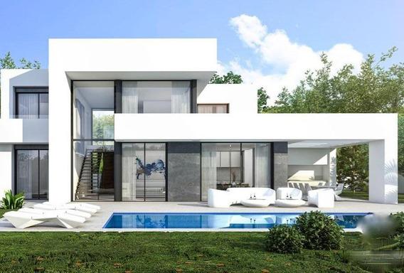 Casa A Construir En Santa Catalina.