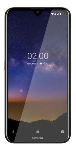 Nokia 2.2 Negro 32gb 3g Ram Face Unlock Nuevo