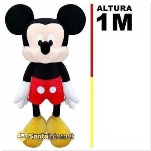 Pelúcia Mickey Gigante 1 Metro Disney