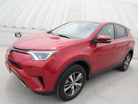Toyota Rav4 Xle 4wd Roja 2016 Comonueva 3 Años De Garantia