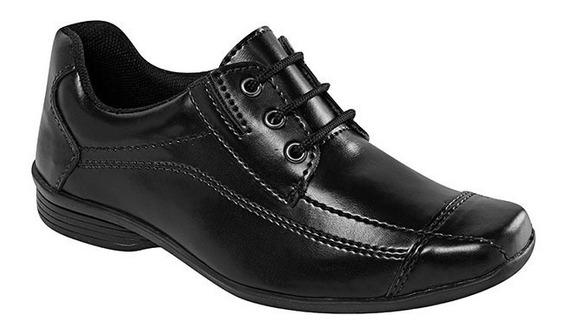Sapato Social Com Cinto Infantil Menino Redmax A/b922-003