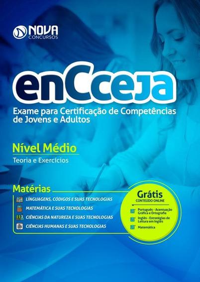 Apostila Preparatória Encceja 2019 Ensino Médio