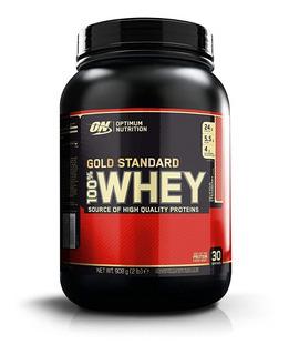 Gold Standard 100% Whey 2 Lbs On Proteina Isolado Gluten Free