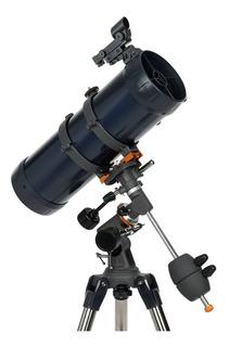Telescopio Celestron Astromaster 114eq-md Montura Ecuatorial
