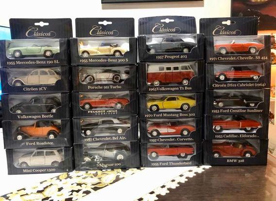 Coleccion Autos Clasicos Completa 20 Autos