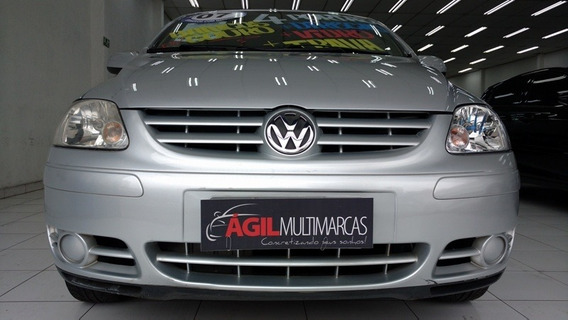 Volkswagen Fox 1.6 Plus Segundo Dono 2007 Prata