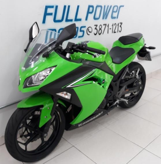 Kawasaki Ninja 300r Verde 2017/17