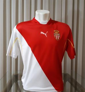Camisa Monaco, Original Da Época, 2003/2004