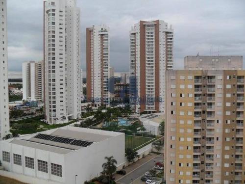 Apartamento Com 2 Dormitórios Para Alugar, 46 M² Por R$ 900,00/mês - Parque Campolim - Sorocaba/sp - Ap0885
