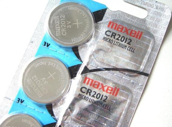 Bateria Pilha Cr2012 Maxell C/ 01 Unid Freter$17,00 Pergunte