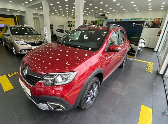 Nuevo Renault Sandero Stepway 1.6 Cvt Intens (mb)