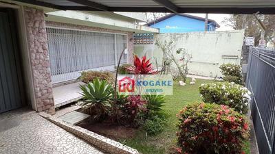 Casa Com 3 Dormitórios Para Alugar, 274 M² Por R$ 4.000/mês - Centro - São José Dos Campos/sp - Ca2577