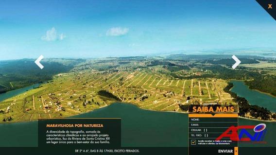 Terreno À Venda, 736 M² Por R$ 100.000 - Itaí - Itaí/sp - Te0003