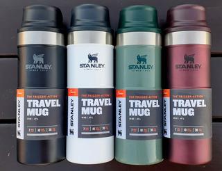 Taza Termica Stanley Classic Travel Mug 473 Ml Termo