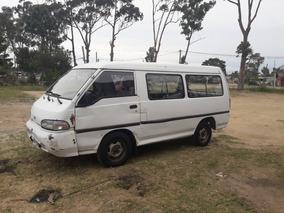 Hyundai H100 2.5 Minibus Con Detalles Deuda De Patente