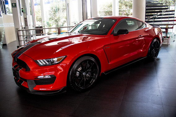 Ford Mustang 2018 5.2l Shelby Gt350 Mt