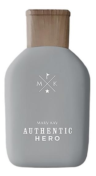 Authentic Hero Perfume Masculino Mary Kay -100ml