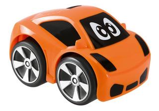 Meu Primeiro Veículo Roda Livre - Mini Turbo Touch - Redy - Laranja - Chicco
