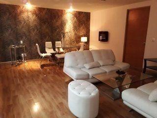 En Renta Hermoso Departamento En Milenio Iii, Estilo Boutique, Amueblado, Luxury