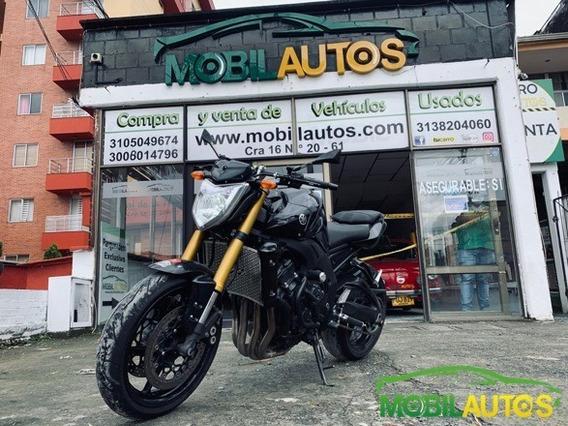 Yamaha Fz 1.000cc Abs 2012