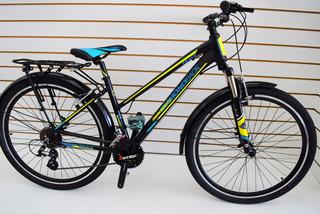 Bicicleta Rodado 27.5 Dama Diamond Back Trace 21 V Full