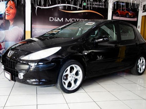 Peugeot 307 Hatch. Feline 2.0 16v (aut) Gasolina Automático