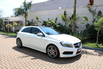 Mercedes A250 Sport Turbo 211 Cv