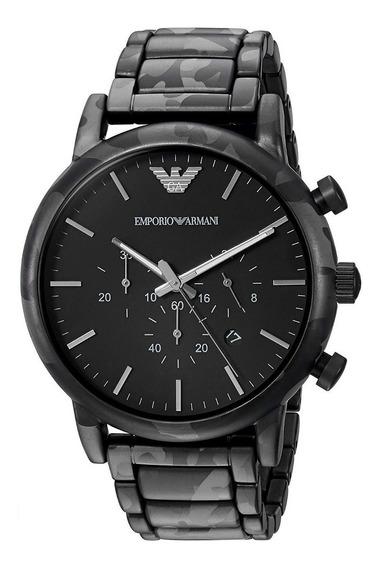 Reloj Hombre Camuflaje Caballero Nuevo Modelo I11045
