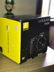 Camera Semi Profissional Nikon Coolpix 600