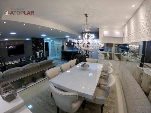 Apartamento À Venda, 133 M² Por R$ 1.450.000,00 - Barra Norte - Balneário Camboriú/sc - Ap2380