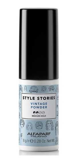 Vintage Powder Polvo Texturizante Style Stories Alfaparf