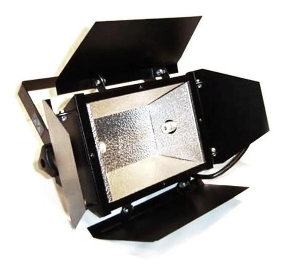 Refletor Colortran Com Lampada - 300w / 500w / 1000w