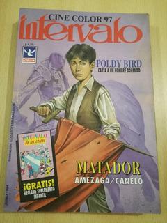 Intervalo Cine Color N° 97 Columba 1994 Argentina