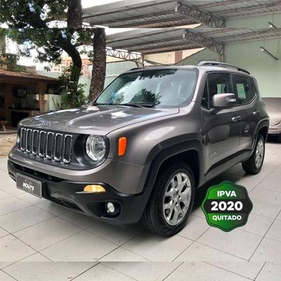 Jeep Renegade 2.0 16v Turbo Diesel Longitude 4x4 -2016/2017