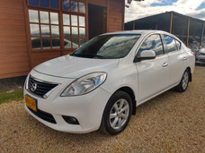 Nissan Versa Advance Automatico 2012