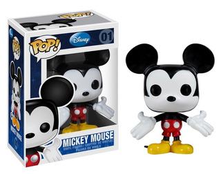 Pop Funko 01 Mickey Mouse Disney Playking