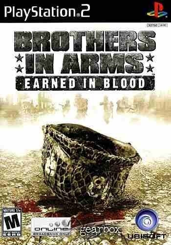 Brothers In Arms: Earned In Blood - Ps2 Patch +2 Brind