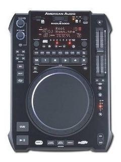 American Audio - Radio 3000 Controlador Midi - Negro
