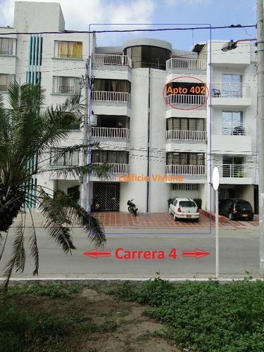 Imagen 1 de 14 de El Rodadero - Santa Marta, Apto De 70mts, 2 Hab. 2 Baños.