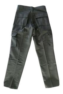 Pantalón Cargo Reforzado Marca Pampero