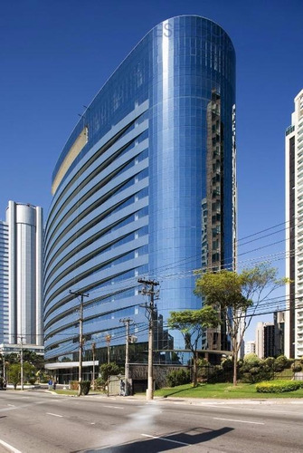 Imagem 1 de 24 de Conjunto Para Alugar, 131m² Por R$ 8.500/mês - Brooklin - São Paulo/sp - Cj1524
