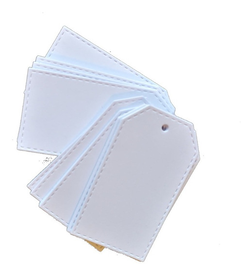Tags Etiquetas Craft Para Souvenirs O Packaging