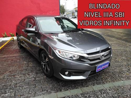 Imagem 1 de 15 de Honda Civic 2.0 16v Flexone Exl 4p Cvt