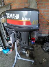 Motor Fuera De Borda Yamaha 40hp 2t