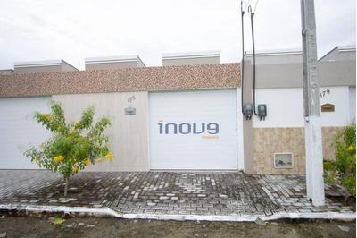 Casa Com 2 Dormitórios À Venda, 72 M² Por R$ 145.000 - Novo Maracanaú - Maracanaú/ce - Ca0536