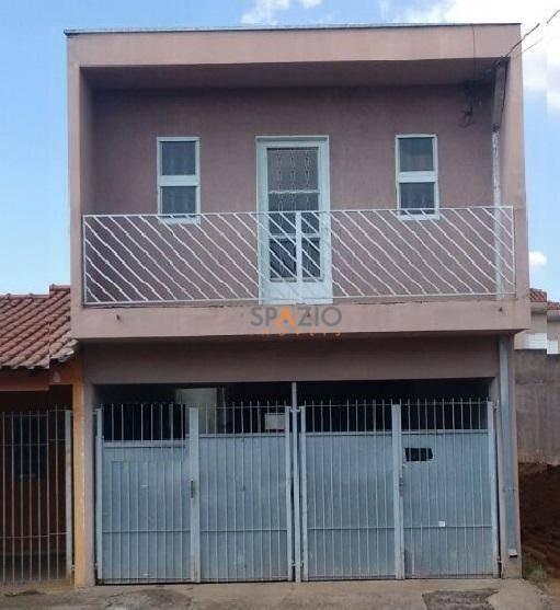 Casa Residencial À Venda, Jardim Novo Ii, Rio Claro. - Ca0081